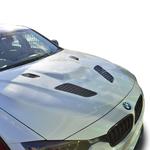 BMW 4 Serisi F32 M4 GTS Stil Kaput