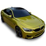 BMW 4 Serisi F32 M4 Kaput