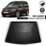 VW Caddy 2011- Sonrası Bagaj Havuzu