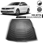 VW Jetta 2011 Sonrası Cepsiz Bagaj Havuzu
