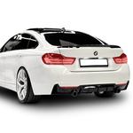 BMW 4 Serisi F32 F33 F36 435i MPerformance Arka Difüzör
