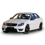 Mercedes C Serisi W204 C63 AMG Body Kit