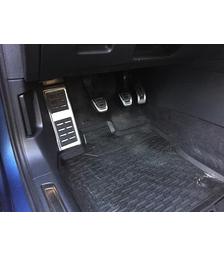 Audi A3 2012- 2016 Arası Manuel Alüminyum Geçme Pedal Seti