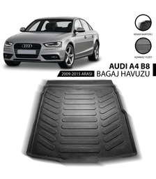 Audi A4 B8 Bagaj Havuzu