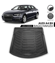 Audi A4 B9 Bagaj Havuzu