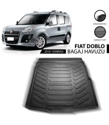 Fiat Doblo II Bagaj Havuzu