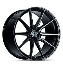 vossen hf3 jant double tinted gloss black