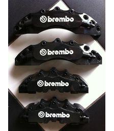 Siyah Brembo Kaliper Kapağı