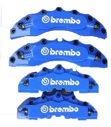 Mavi Brembo Kaliper Kapağı